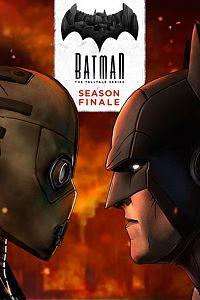 Carátula del juego Batman - The Telltale Series - Episode 5: City of Light de Xbox One