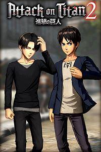 Carátula del juego Eren & Levi