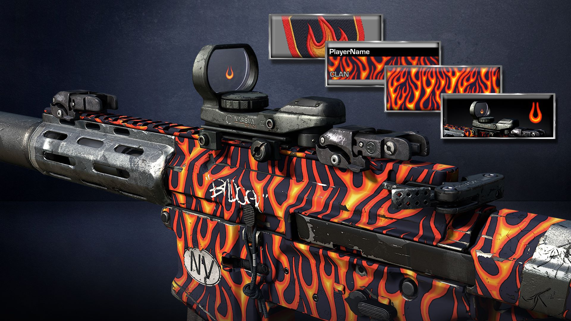 Call of Duty®: Ghosts - Inferno Pack
