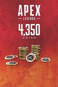 Carátula del juego Apex Legends – 4,000 (+350 Bonus) Apex Coins