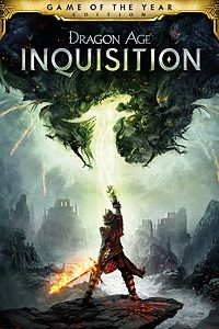 Carátula para el juego Dragon Age: Inquisition - Game of the Year Edition de Xbox One