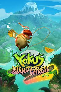 Carátula para el juego Yoku's Island Express Pre-Order de Xbox One