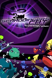 Carátula del juego Schrödinger's Cat and the Raiders of the Lost Quark de Xbox One