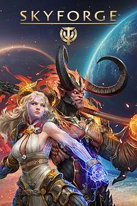 Carátula del juego Skyforge