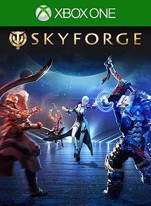 Skyforge imagem da caixa
