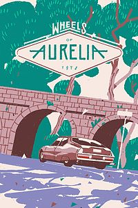 Carátula del juego Wheels of Aurelia para Xbox One