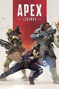 Carátula del juego Apex Legends