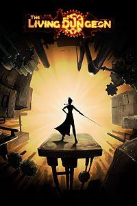 Carátula para el juego The Living Dungeon de Xbox 360
