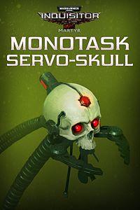 Carátula del juego Warhammer 40,000: Inquisitor - Martyr | Monotask Servo-skull
