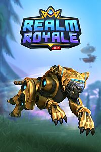 Carátula del juego Realm Royale Gold Plated Prowler Bundle