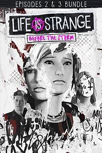Carátula del juego Life is Strange: Before the Storm Episodes 2 & 3 Bundle