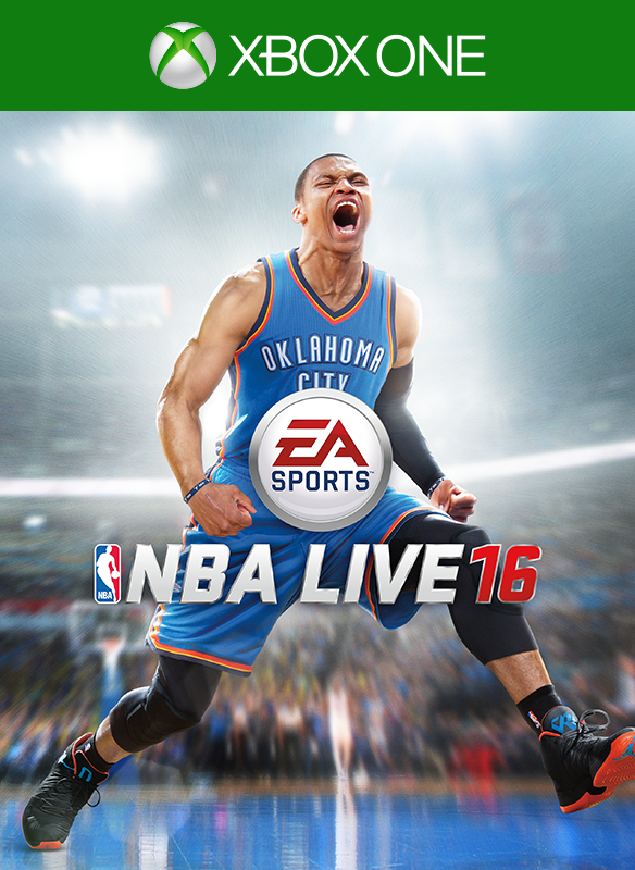 EA SPORTS™ NBA LIVE 16 boxshot