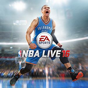 EA SPORTS™ NBA LIVE 16 Xbox One