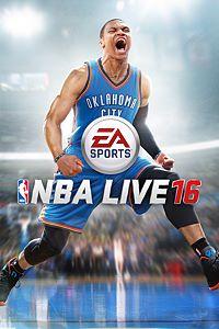 Carátula del juego EA SPORTS NBA LIVE 16