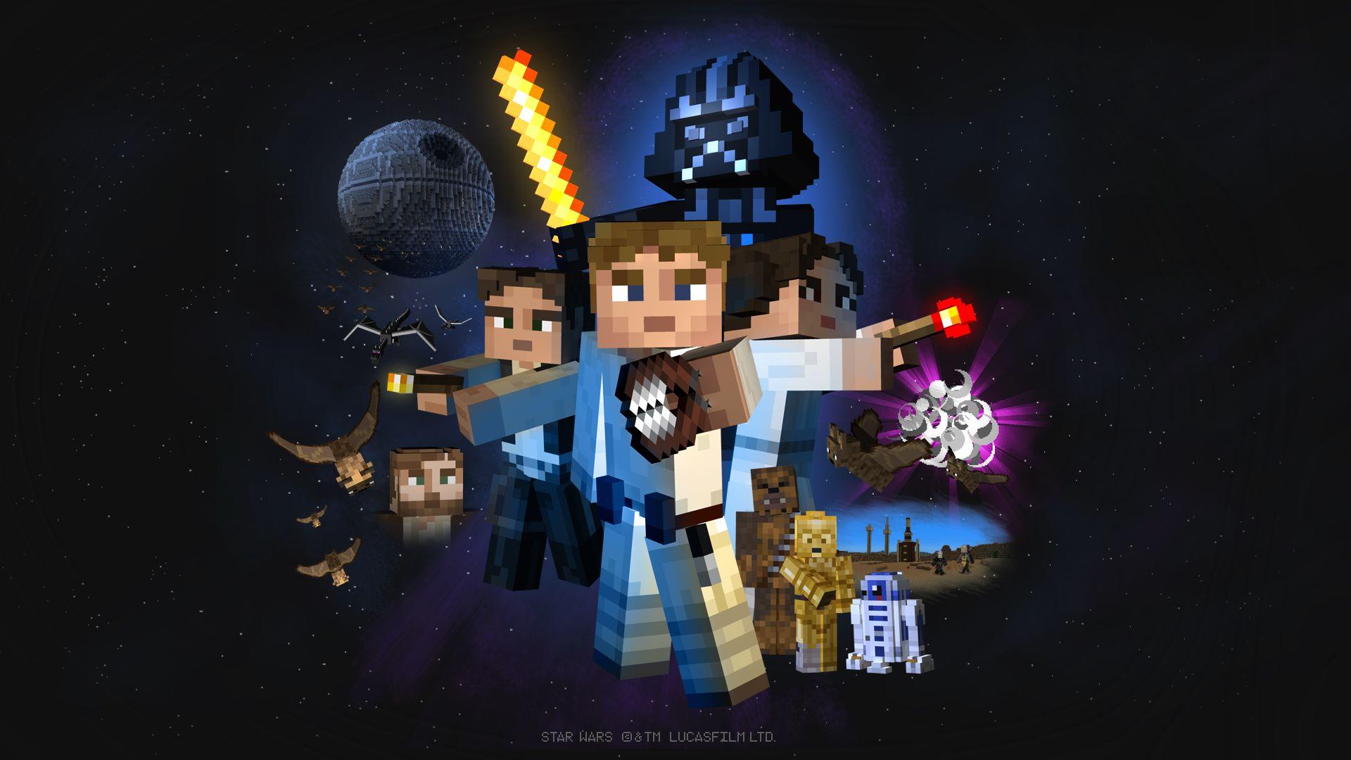 Buy Minecraft Star Wars Skin Packs Bundle Microsoft Store - Skins para minecraft 1 8 gratis