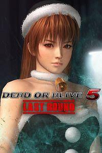 Carátula del juego Dead or Alive 5 Last Round Santa's Helper Phase 4