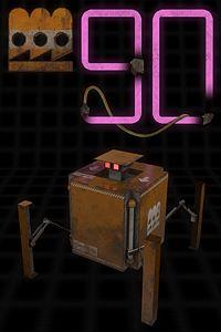 Carátula para el juego Factotum 90 de Xbox 360
