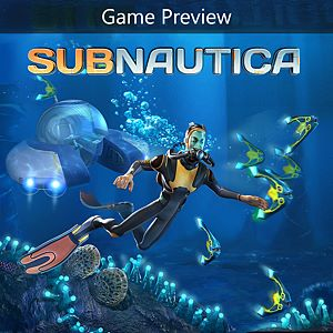 Subnautica (Game Preview) Xbox One