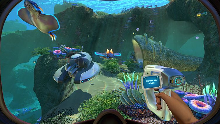 buy subnautica game preview microsoft store