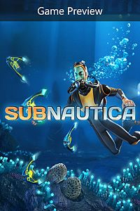 Carátula del juego Subnautica (Game Preview)