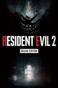 Carátula del juego RESIDENT EVIL 2 Deluxe Edition