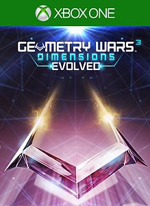 Geometry Wars™ 3: Dimensions Evolved boxshot