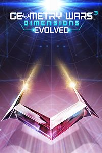 Carátula del juego Geometry Wars 3: Dimensions Evolved de Xbox One