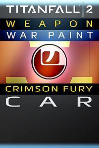 Carátula del juego Titanfall 2: Crimson Fury CAR