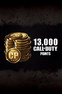 Carátula del juego 13,000 Call of Duty: Black Ops III Points de Xbox One