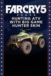 Carátula del juego Hunting ATV with Big Game Hunter Skin