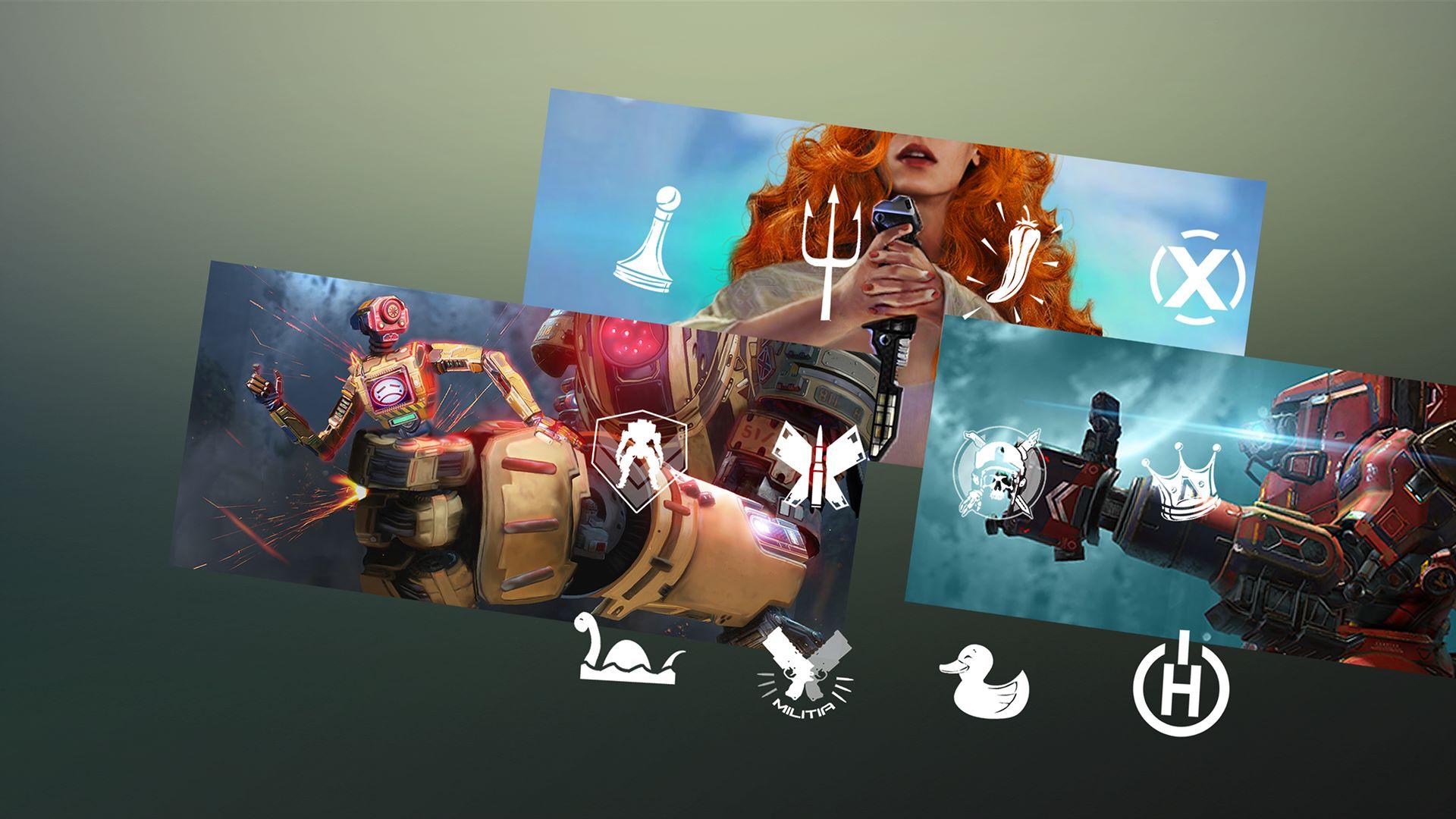 Titanfall™ 2: Monarch's Reign Callsign Pack