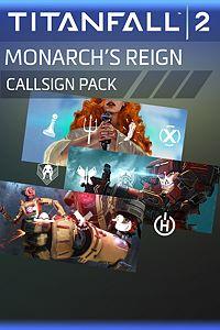 Carátula para el juego Titanfall 2: Monarch's Reign Callsign Pack de Xbox 360