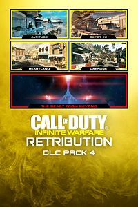 Carátula del juego Call of Duty: Infinite Warfare - DLC4 Retribution