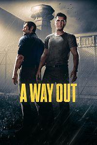 Carátula para el juego A Way Out de Xbox One