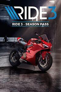 Carátula del juego RIDE 3 - Season Pass