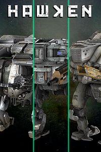 Carátula del juego HAWKEN – Triple Mech Pack