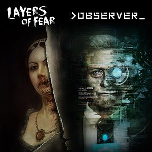 Layers of Fear + >observer_ Bundle Xbox One