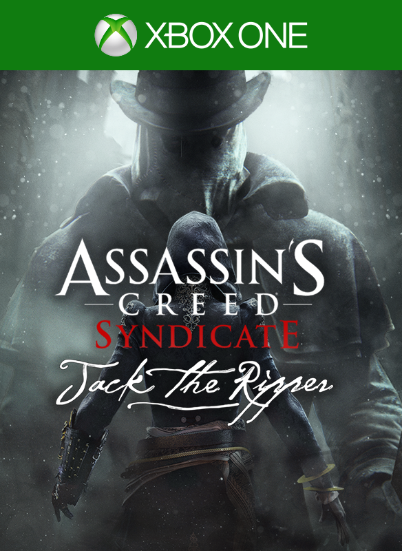 Assassin's Creed Syndicate - Jack the Ripper boxshot