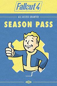 Carátula del juego Fallout 4 Season Pass