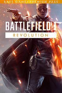 Carátula del juego Battlefield 1 Revolution