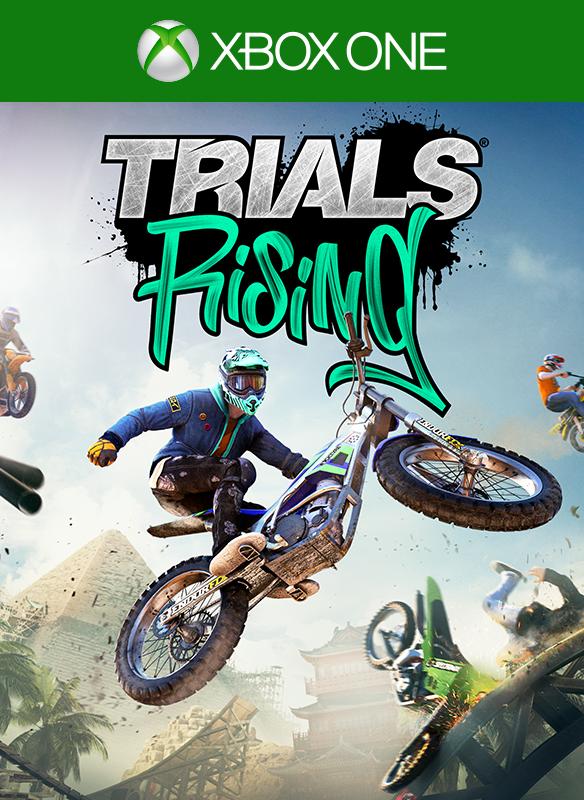 Trials® Rising boxshot
