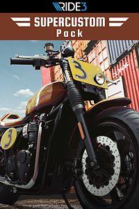 Carátula del juego RIDE 3 - Supercustom Pack