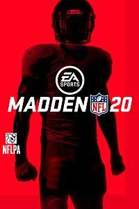 Carátula del juego Madden NFL 20: Standard Edition