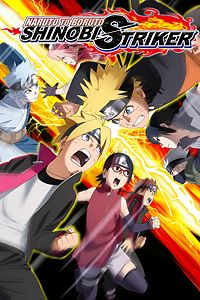 NARUTO TO BORUTO: SHINOBI STRIKER Pre-Order Bundle