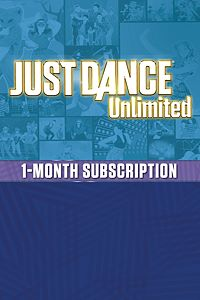 Carátula del juego Just Dance Unlimited - 1 month pass de Xbox One