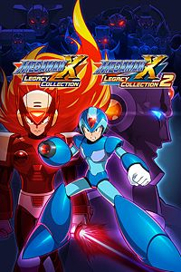 Carátula para el juego Mega Man X Legacy Collection 1+2 de Xbox One