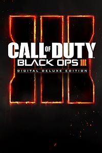 Carátula del juego Call of Duty: Black Ops III Digital Deluxe Edition de Xbox One