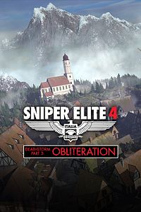 Carátula del juego Sniper Elite 4 - Death Storm Part 3: Obliteration