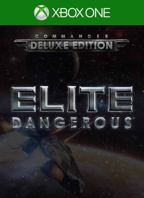 Elite Dangerous: Commander Deluxe boxshot