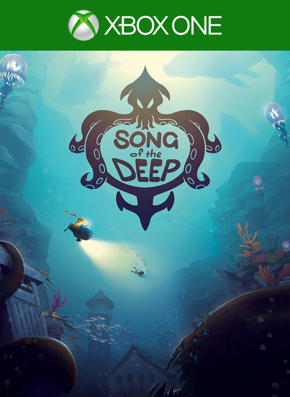 Song of the Deep boxshot